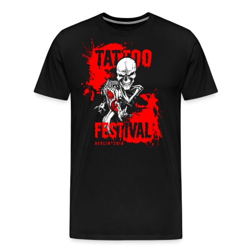 Tattoo Festival Berlin 2018 - Männer Premium T-Shirt