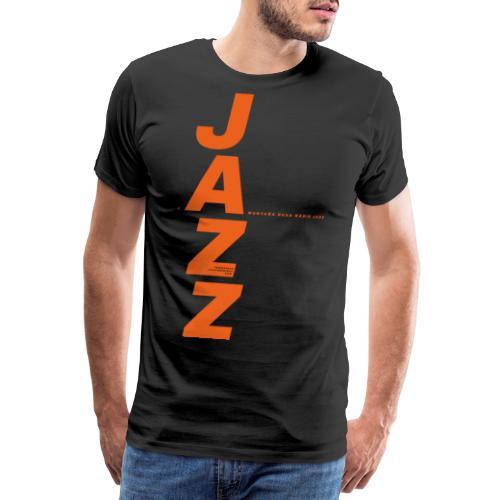 Thunder Jazz - Camiseta premium hombre