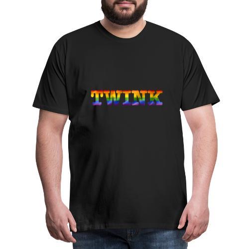 twink - Men's Premium T-Shirt