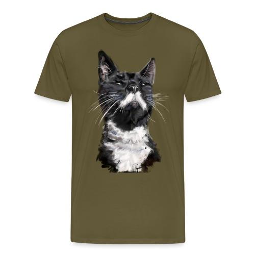 Stalin transparent02 png - Men's Premium T-Shirt