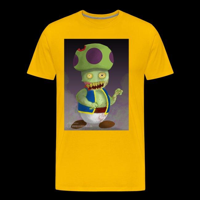 "SuperMario: ""Zombie Toad"""