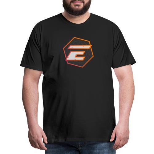 EximmaTv Logo - T-shirt Premium Homme