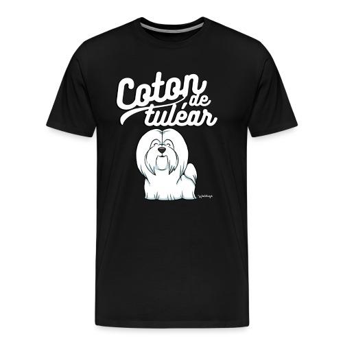 Coton De Tuléar 06 - Men's Premium T-Shirt
