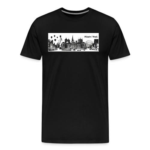 tattoo münster - Männer Premium T-Shirt