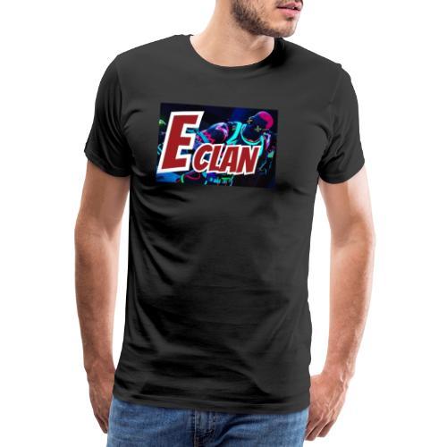 Elite x Clan Turnbeutel - Männer Premium T-Shirt