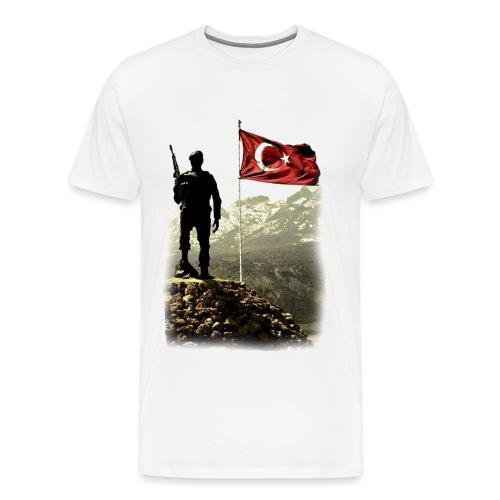 Export Assistent 37tzu png - Männer Premium T-Shirt