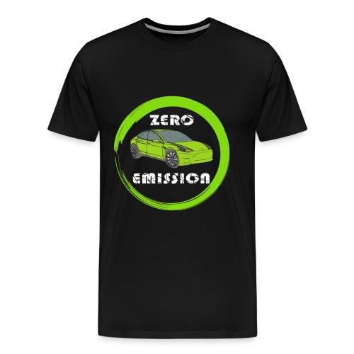 Elektroauto Elektromobilität E-Auto - Männer Premium T-Shirt