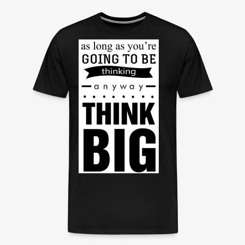 Big Boss - Koszulka męska Premium