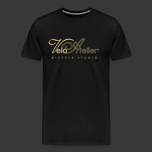 Velo Atelier Logo - Men's Premium T-Shirt