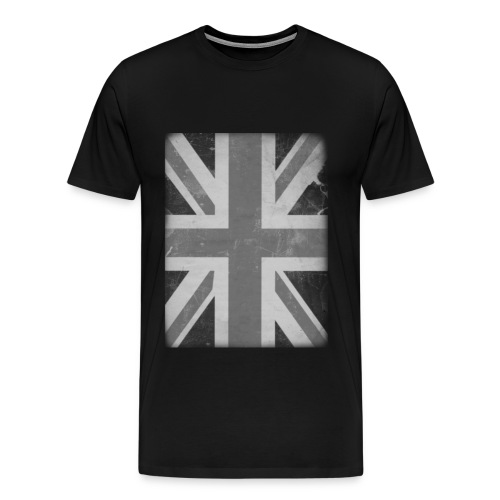 BW Union Jack - Men's Premium T-Shirt