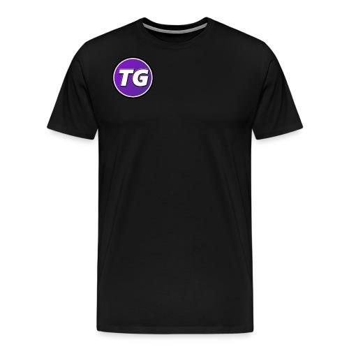 TijhuisGamer merchandise - Mannen Premium T-shirt