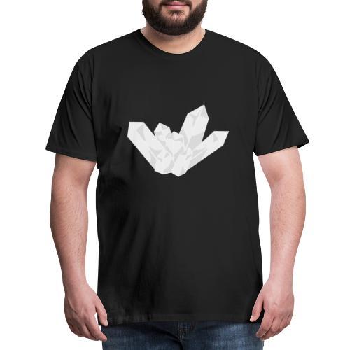 helle Diamanten - Männer Premium T-Shirt