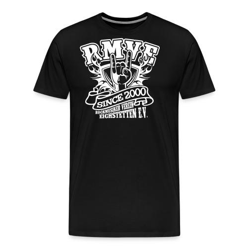 RMVE Logo Final mit Subli - Männer Premium T-Shirt