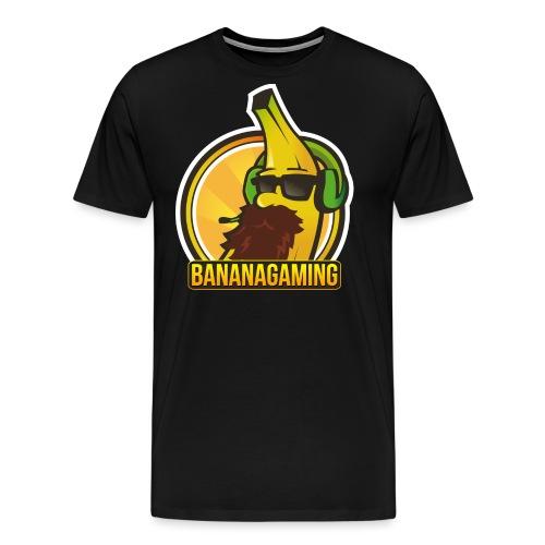 Logo Text 2731x3158 png - Men's Premium T-Shirt