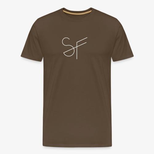SMAT FIT SF BLACK HOMME - Camiseta premium hombre