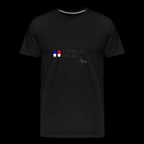 Matrix RED PILL - T-shirt Premium Homme