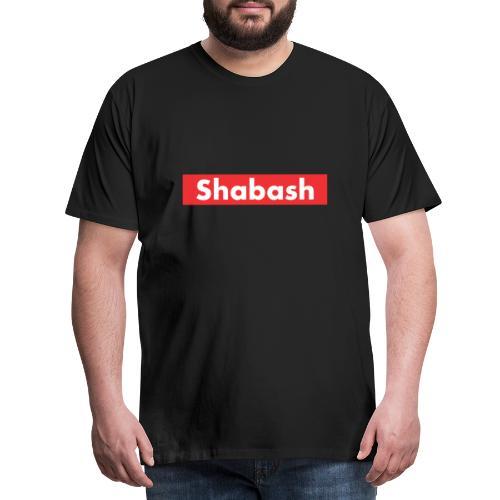 shabash - Men's Premium T-Shirt