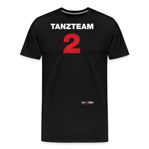 tanzteam 2 trikot weiß ne - Männer Premium T-Shirt