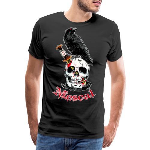 Corvo, pugnale, corvo by Mescal - Maglietta Premium da uomo