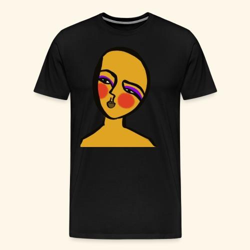Hope - Premium-T-shirt herr