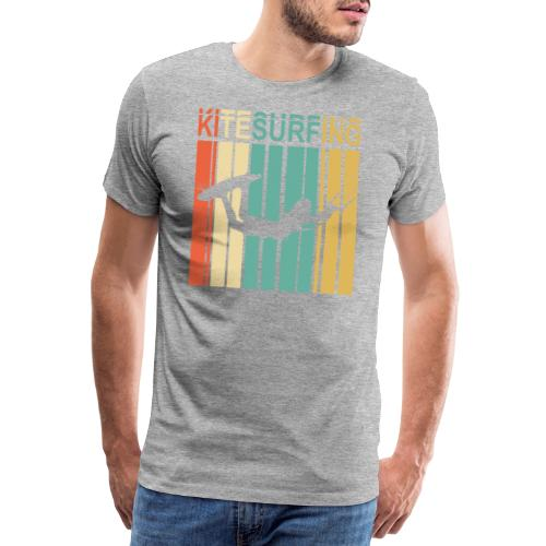 Kitesurfing - T-shirt Premium Homme