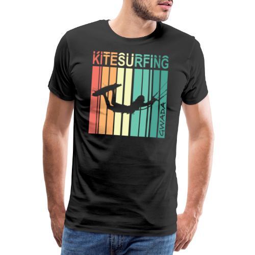 Kitesurfing GWADA - T-shirt Premium Homme