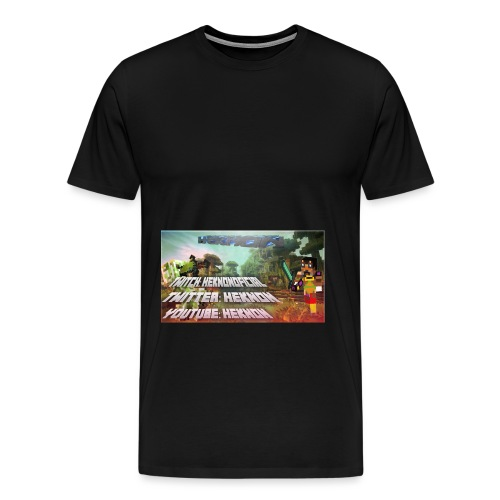 StickerV1 png - Men's Premium T-Shirt