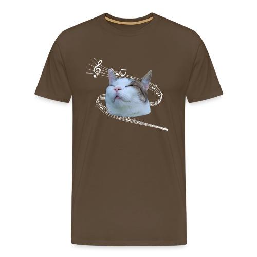 Casper - Premium-T-shirt herr