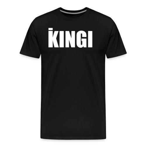 iKINGI - Miesten premium t-paita