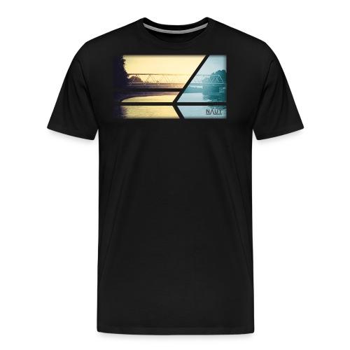 Naut 2 colours - Männer Premium T-Shirt