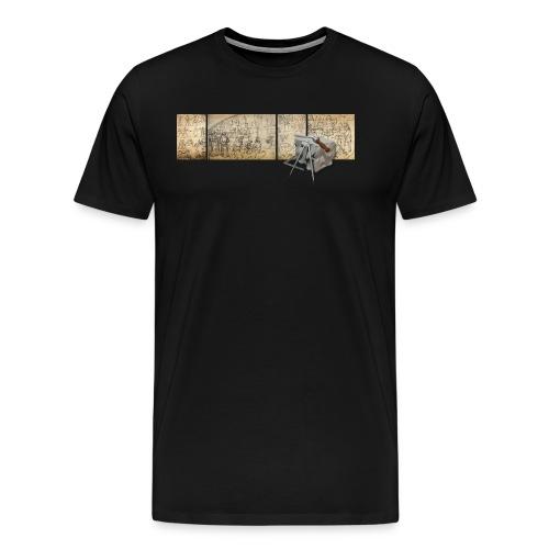 pierrebrut - T-shirt Premium Homme