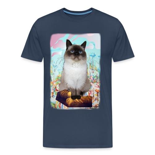 looking for unicorns - Mannen Premium T-shirt