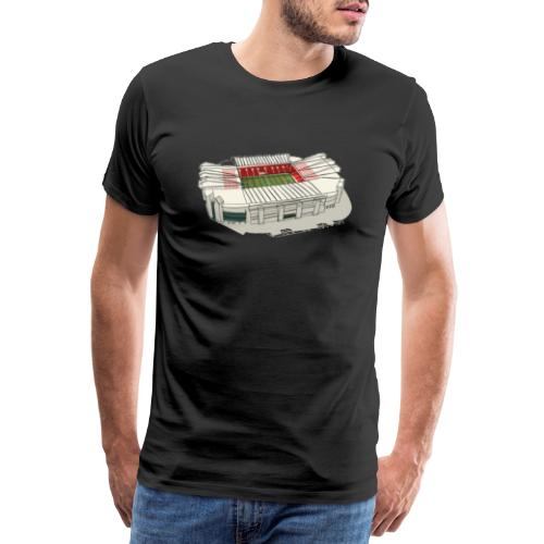 old trafford - Men's Premium T-Shirt