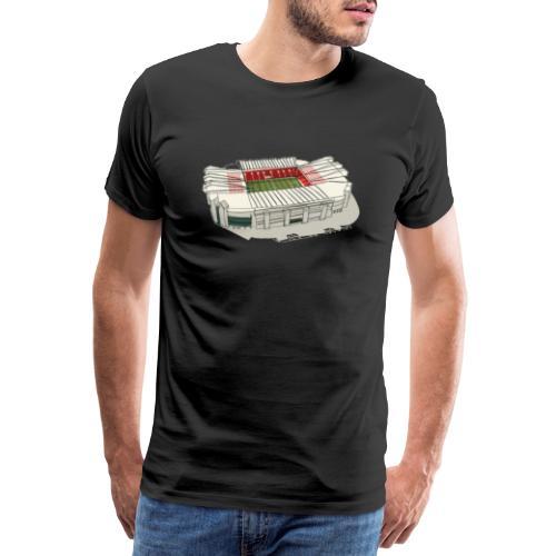old trafford - Men's Premium T-Shirt