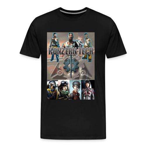 techniker kopie - Männer Premium T-Shirt