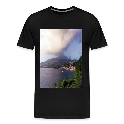 SAINT PIERRE972506329 JPG - T-shirt Premium Homme