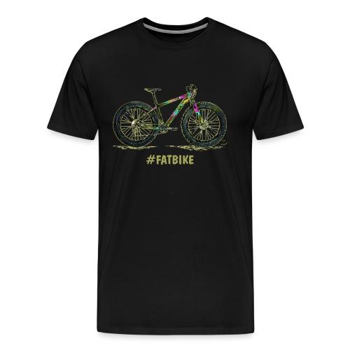 #FATBIKE - Männer Premium T-Shirt