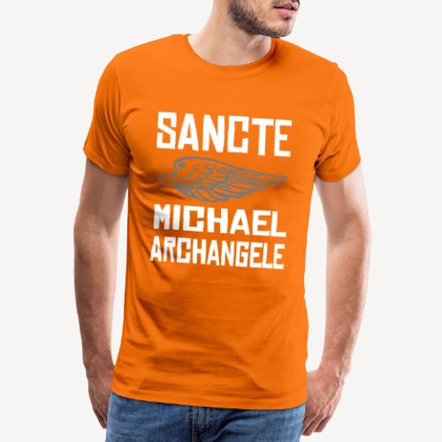 SANCTE MICHAEL ARCHANGELE - Men's Premium T-Shirt