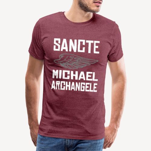 SANCTE MICHAEL ARCHANGELE - Men's Premium T-Shirt