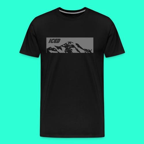 Mountain white - T-shirt Premium Homme