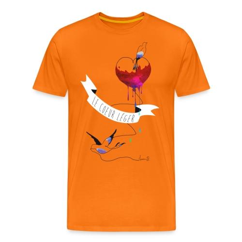 --LeCoeurLeger - T-shirt Premium Homme