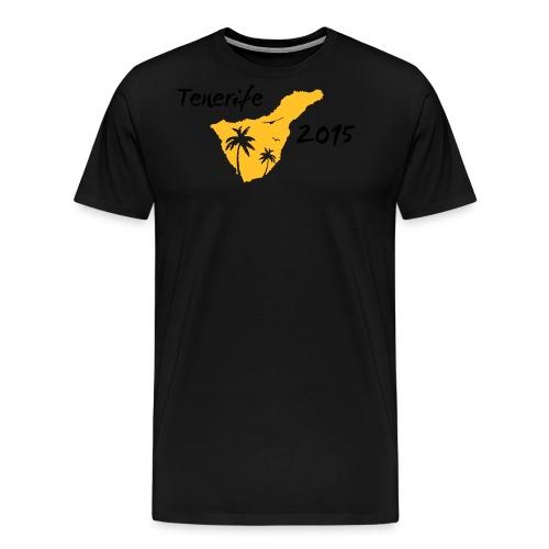 Tenerife 2015 - Männer Premium T-Shirt