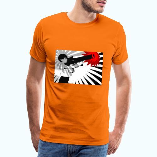 Peace Please - Men's Premium T-Shirt