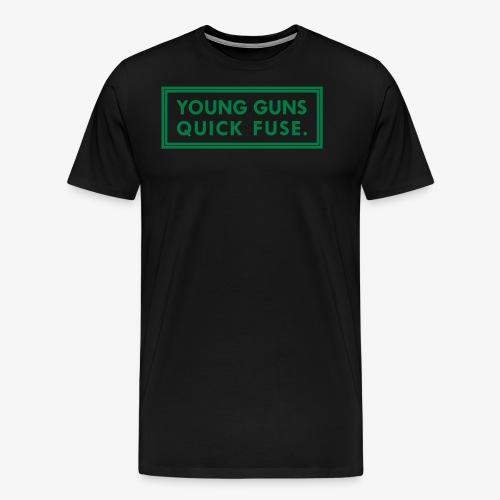 YGQF - Männer Premium T-Shirt