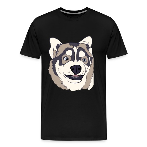 Fenris the Pupper - Männer Premium T-Shirt
