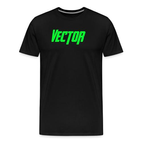 Vector Green - Maglietta Premium da uomo