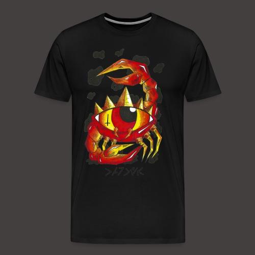 cancer original - T-shirt Premium Homme