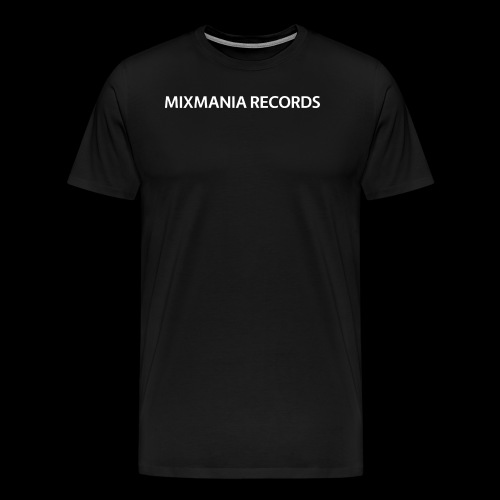 MIXMANIA RECORDS WHITE - Men's Premium T-Shirt