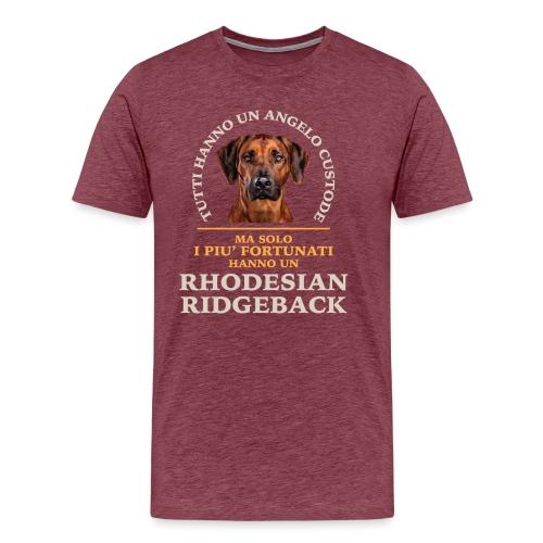 Rhodesian Ridgeback Colori - Maglietta Premium da uomo