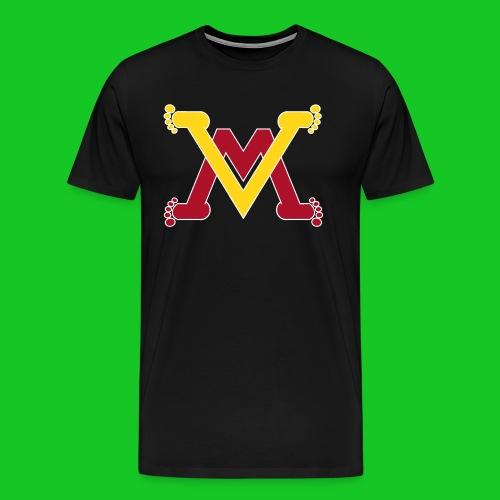 Man en vrouw. - Mannen Premium T-shirt